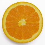 Закройте вверх по съемке оранжевого плодоовощ Стоковые Изображения