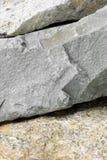 закройте вверх по текстуре картины горы камня утеса Стоковые Изображения