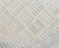 Закройте вверх по текстуре металла Стоковые Фотографии RF