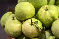 Закройте вверх по guavas Стоковое фото RF