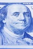 Закройте вверх предпосылки долларовой банкноты как символ богатства, succes Стоковые Изображения RF