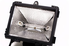 Закройте вверх регулируемого светоизлучающего диода Стоковое Изображение RF