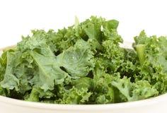 Закройте вверх салата листовой капусты Стоковое Фото