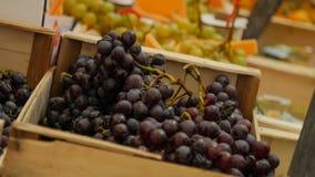 Закройте вверх связок винограда стоковые изображения