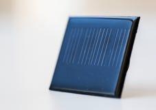 Закройте вверх солнечной батареи или клетки Стоковые Фотографии RF