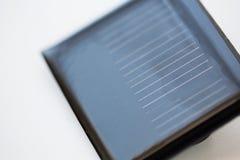 Закройте вверх солнечной батареи или клетки Стоковые Изображения