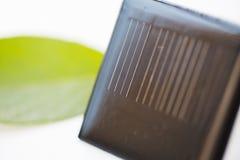 Закройте вверх солнечной батареи или клетки Стоковое Изображение RF