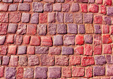 Закройте вверх старой stonewall Стоковое фото RF