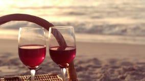 Закройте вверх 2 стекел вина