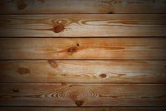 Закройте вверх стены сделанной деревянных планок древесины, предпосылки, темноты, планки, текстуры, коричневого цвета, доски Стоковые Изображения RF