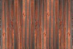 Закройте вверх стены сделанной деревянных планок Стоковые Фото