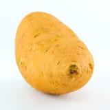 Закройте вверх сладкого картофеля Стоковые Изображения