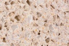 Закройте вверх текстуры печенья акриловой каменной стоковая фотография