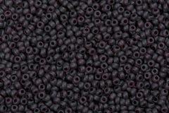 Закройте вверх черных шариков семени Стоковое Изображение RF
