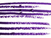 Закройте вверх чертежа карандаша карандаша для глаз Стоковое фото RF