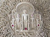 Chaumukha Mandir - Ranakpur Стоковые Изображения RF