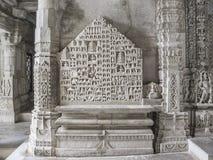 Chaumukha Mandir - Ranakpur Стоковые Изображения