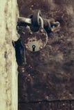 Закройте вверх padlock Стоковые Изображения RF