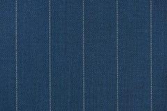 Закройте вверх pinstriped предпосылки текстуры ткани стоковая фотография
