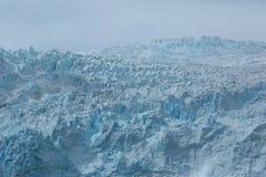 закройте ледник вверх Стоковая Фотография RF