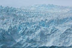 закройте ледник вверх Стоковые Фото