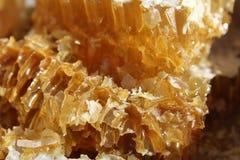 закройте мед вверх Стоковое Фото