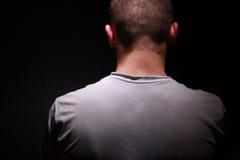 Закрутка молодого человека Стоковая Фотография RF