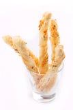 закрутка печенья сыра Стоковое фото RF