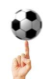 закрутка руки шарика стоковые изображения rf