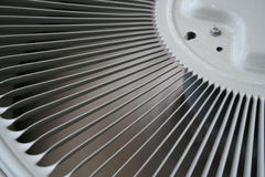 закручивать вентилятора aircon Стоковая Фотография