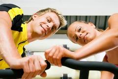закручивать гимнастики велосипеда стоковая фотография rf