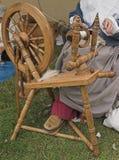 закручивая колесо Стоковое Изображение