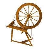 закручивая колесо Стоковые Изображения RF