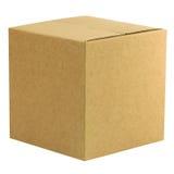 закрынная коробка Стоковое Изображение RF