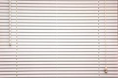 закрынные шторки Стоковая Фотография RF