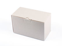 закрынный картон коробки Стоковое Фото