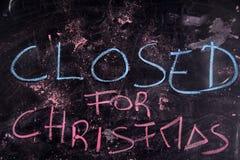 Закрыно для рождества стоковое фото rf