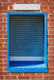 закрытое окно билета Стоковые Фотографии RF