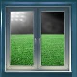 Закрытое окно Стоковое Фото