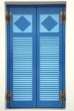 закрытое окно стоковое изображение