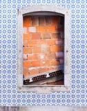 закрытое окно Стоковая Фотография