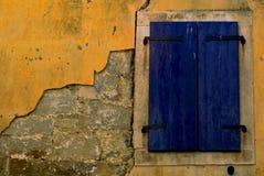 закрытое окно Стоковое Изображение RF