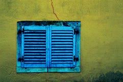 закрытое окно Стоковые Фотографии RF