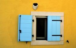 закрытое окно Стоковые Изображения RF