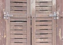 Закрытые двери стоковые изображения rf