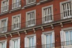 закрытые открытые окна Стоковое Изображение RF