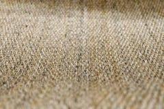 Закрытый вверх квадратной текстуры картины Weave корзины Стоковое Изображение