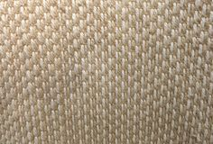 Закрытый вверх квадратной текстуры картины Weave корзины Стоковые Изображения