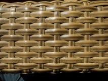 Закрытый вверх по деревянной плетеной предпосылке текстуры Стоковые Изображения RF