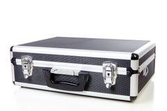 Закрытый чемодан дела Стоковые Изображения
